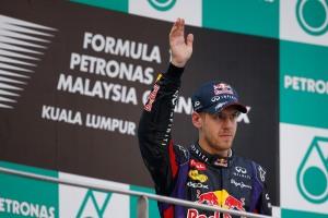 F1 - GRAND PRIX OF MALAYSIA 2013