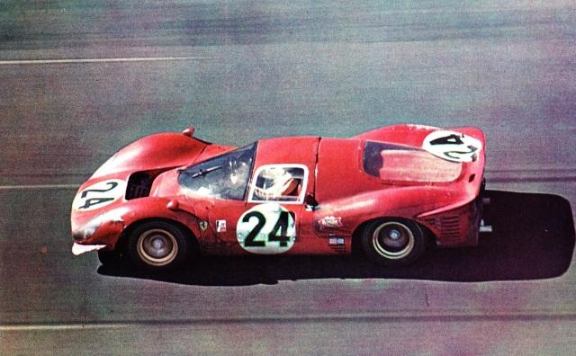 1967 - Ferrari 330 P4