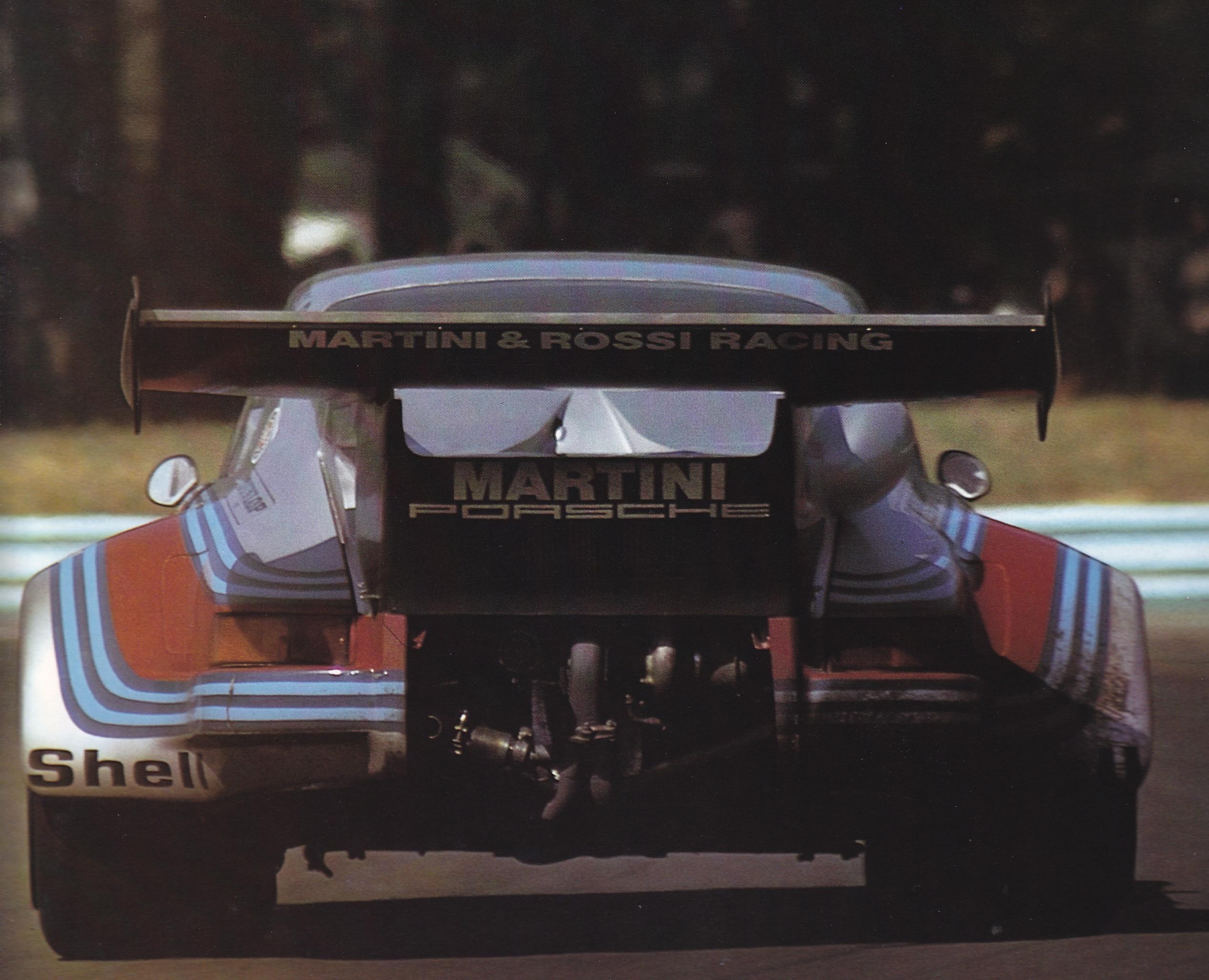 1974 - Porsche Martini